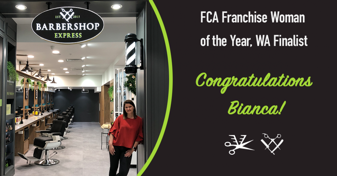 Bianca Panozzo Named Finalist in WA FCA Excellence in Franchising Awards 2019